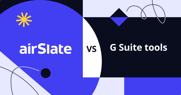 Learn how airSlate no-code Bots for Google can take your company's workflow automation to the next level!